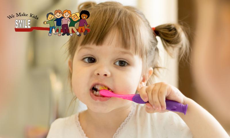 Make Teeth Brushing Fun