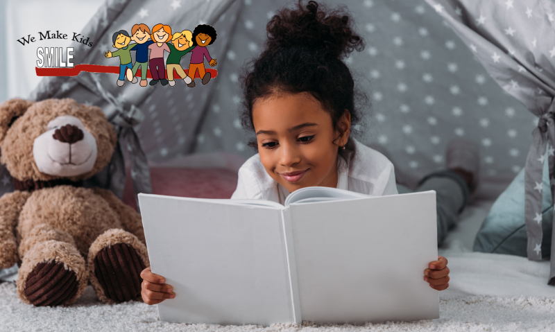 Learn about oral health through reading