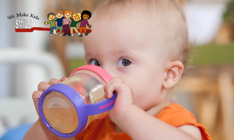 Sippy Cups and Dental Health