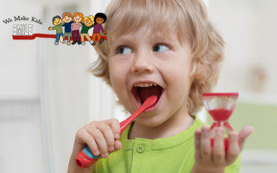 Dear Kids, Guess What Makes Teeth Happy?
